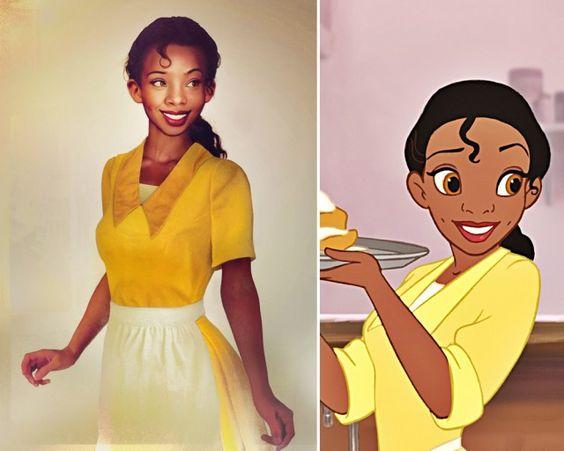 Jirka Väätäinen imagine les princes et princesses de Disney dans la vraie vie
