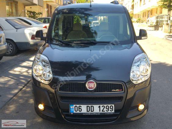 Vasıta / Minivan, Van & Panelvan / Fiat / Doblo Combi / 1.6 Multijet Premio