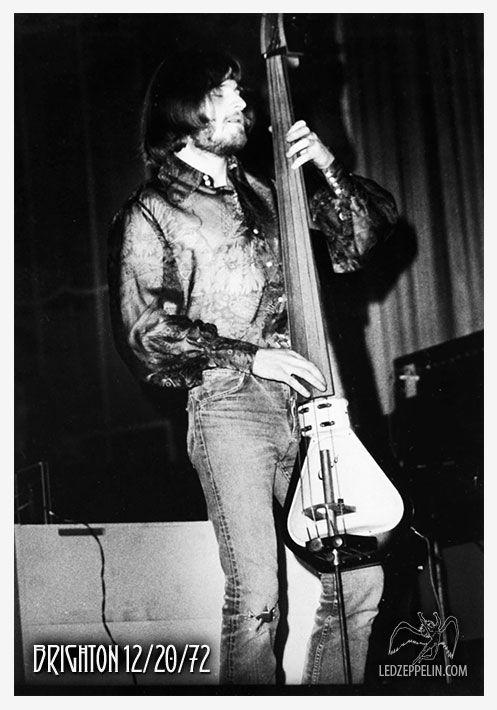 Джон Пол Джонс, 1972