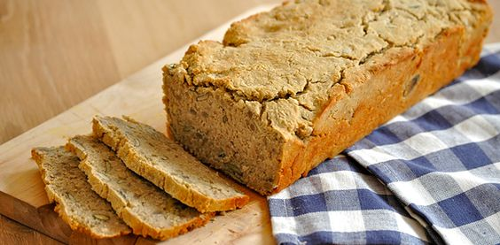 Buchweizen-Quinoa-Brot