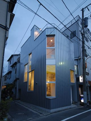 bokutei by atelier bow wow atelier bow wow office nap
