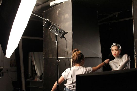 "Third Floor: ""The Metallic Transition"" Shoot Behind the Scenes"