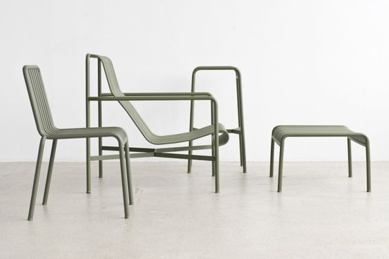 Ronan & Erwan Bouroullec Design - Palissade Collection for Hay