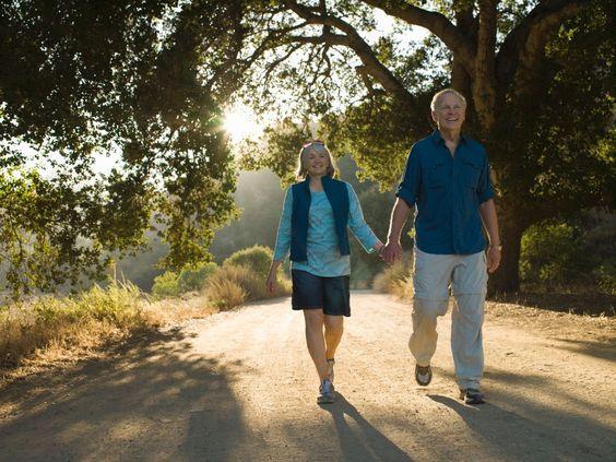 Blutwerte belegen positiven Effekt von Bewegung Körperliche Aktivität hält Herzen und Nieren fit
