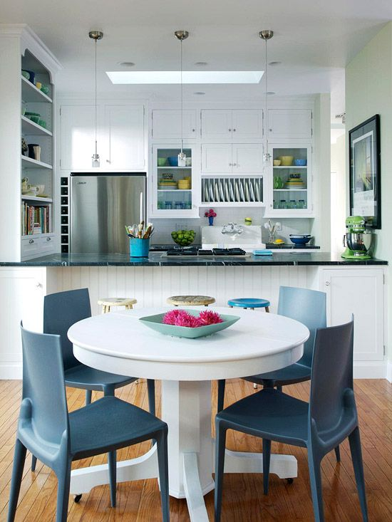 Pinterest the world s catalog of ideas - Kitchen table ideas for small spaces plan ...
