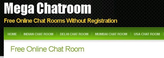 online chat room no registration