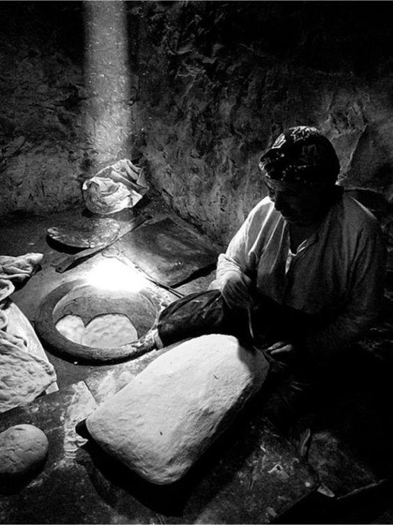 Armenian woman baker