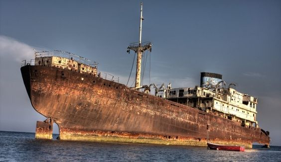 Bermuda Triangle: Ship Reappears 90 Years After Going Missing | Fountain Facts: