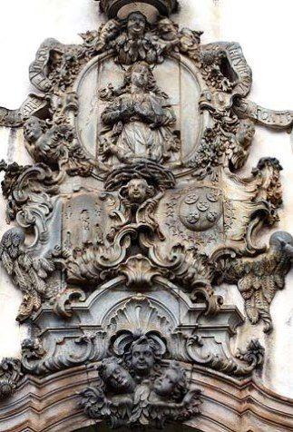 Igreja de S. Francisco de Assis, Ouro Preto, Brazil