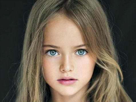 Nine Year Old Supermodel Kristina Pimenova Has Been Called
