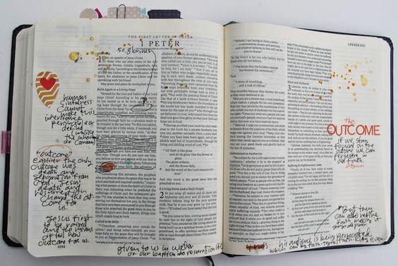 shanna noel: Journaling Bible Guest | Jil Larson