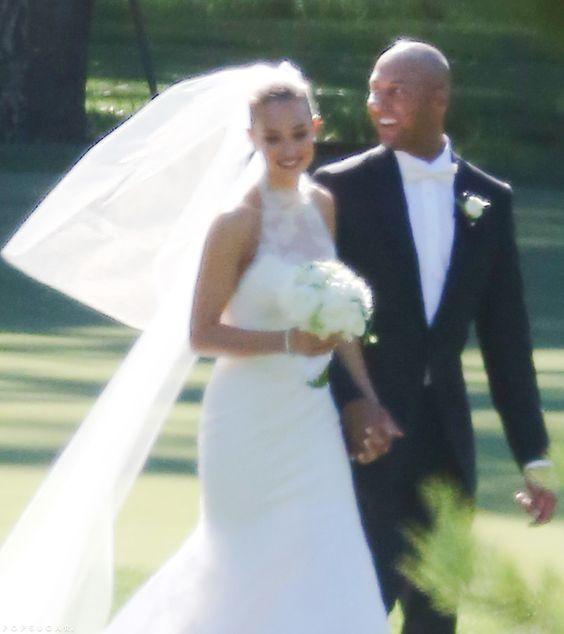 Sharlee Jeter Wedding