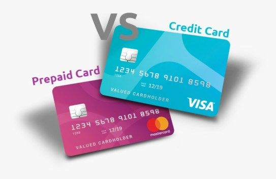 Prepaid Card Or Credit Card Which One Is Worth It Prepaid Card Credit Card Good Credit