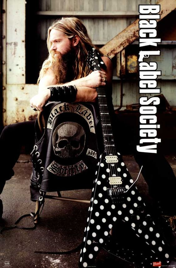 """Heavy metal band 'Black Label Society' is a from Los Angeles, formed by Zakk Wylde. The band has, thus far, released nine studio albums, one live album, two compilation albums, and three video albums. """"New religion"""" is from  the seventh studio album 'Shot to Hell'. It was released in 2006 and was the band's first (and only) record to have been released by Roadrunner Records."""