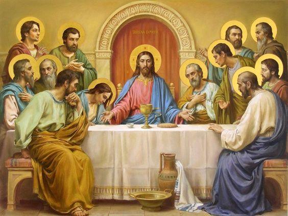 Jueves Santo qué pasó en este día La última cena de nuestro señor Jesucristo