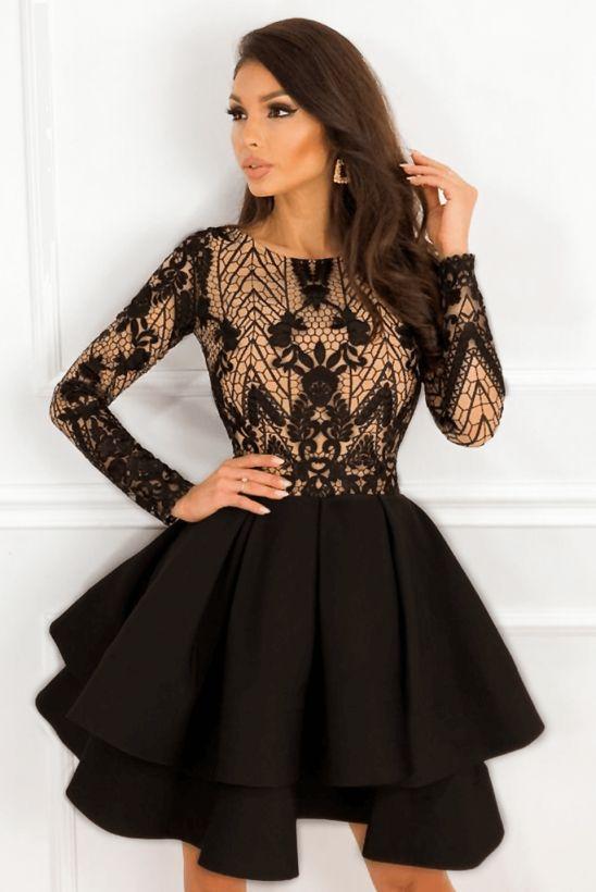 Gia Czarna Dresses Evening Dresses Fashion