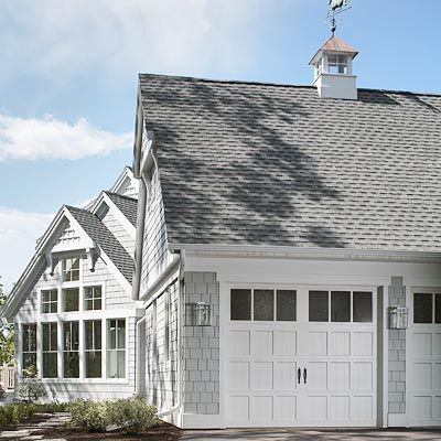 Garage garage doors and doors on pinterest for Cupola for garage