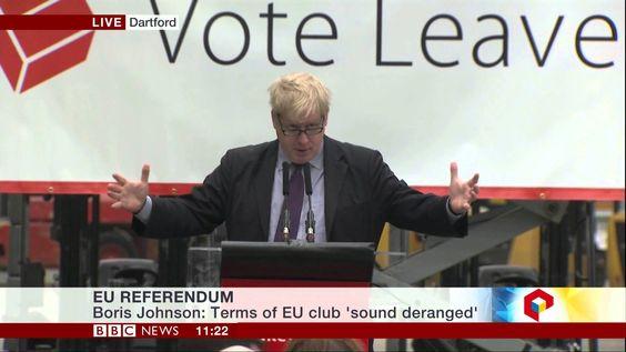 Boris Johnson speech on Brexit (11Mar16)