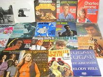 40 Singles 70er Jahre Hits für die Jukebox