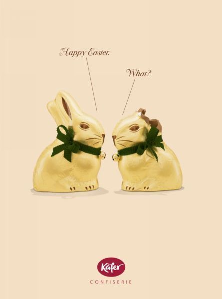 Kaefer Delicatessen Kaefer Chocolate: Happy Easter!