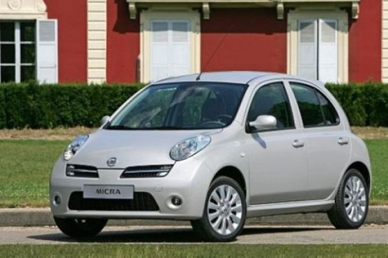 Nissan Micra Active Luxury