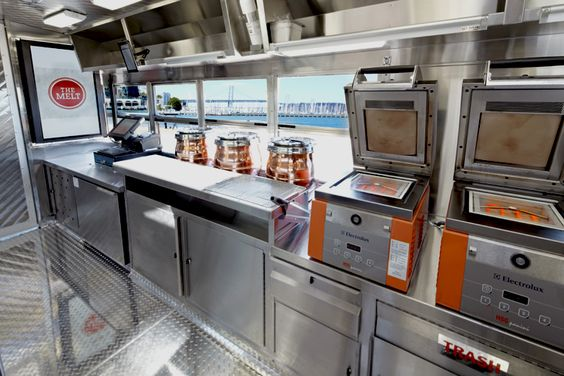 Kitchens For Food Burners For Trailers