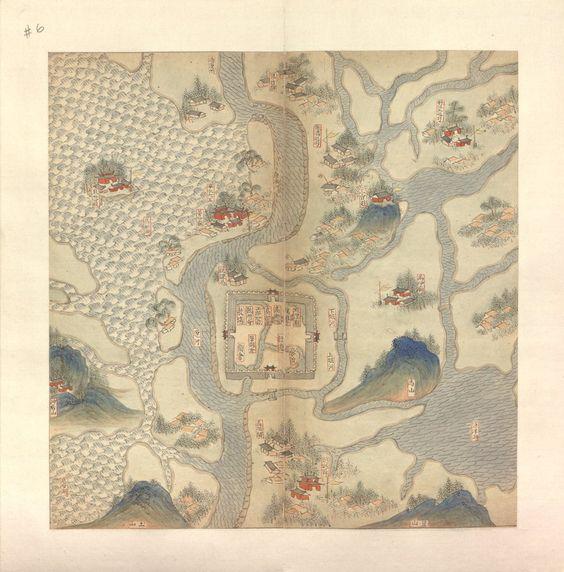 Álbum ilustrado de la Prefectura de Yangzhou — Visor — Biblioteca Digital Mundial