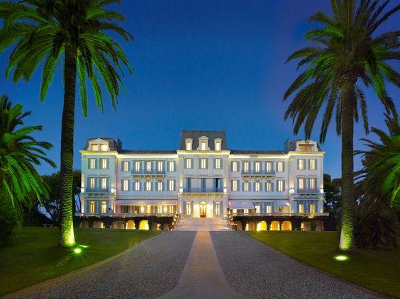 Hôtel du Cap-Eden-Roc | Hôtel de Luxe à Antibes