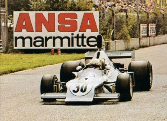 Arturo Merzario, Monza 1975, Copersucar FD03