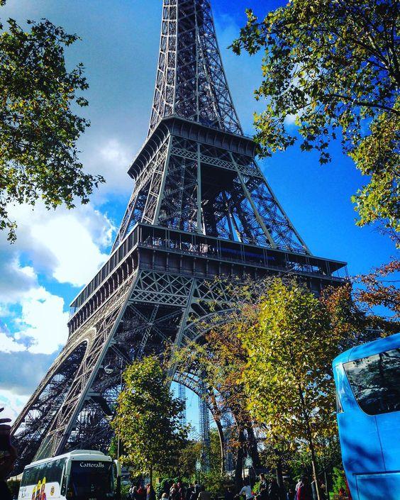 I fancy a trip to Paris  #Paris #Travels #EiffelTower #TBF by elisemaunds
