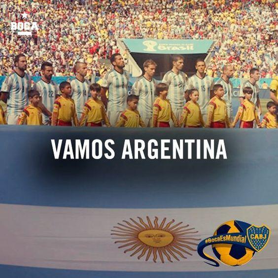 Argentina-Bélgica