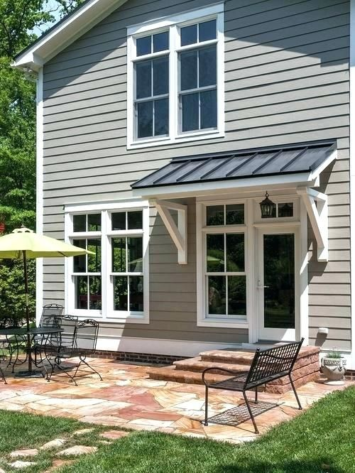Small Awning Over Back Door Small Awning Over Back Door Doors Window Awnings Door Awning Ideas Pictures Remodel An House Awnings Awning Over Door Door Overhang