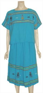 Guatemala Turquoise Outfit, going next year to Guatemala with family! ;)