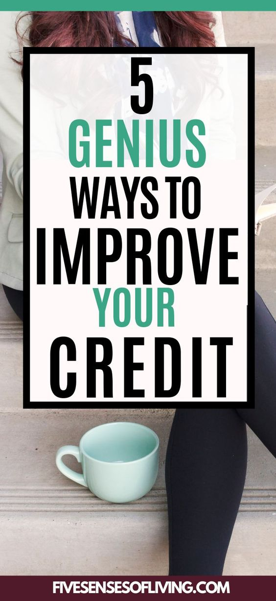 Bad Credit? Do you want to learn how to get your credit score to a higher level? Fixing your credit score might seem impossible, but it's not. You can improve your credit score by 100 points pretty fast. Here's how. I've listed the exact step for you to raise your credit score in a short amount of time. Learn how to get your credit score up to 850. #raisecreditscore #credit #creditscore #improvecreditscore #FICO #FICOscores #credithistory #bettercredit #badcredit #fivesensesofliving