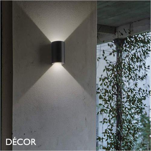 Apollo Round Outdoor Wall Light Water Moisture Resistant Outdoor Lights Decorlighting Outdoor Wall Lighting Wall Lights Led Outdoor Wall Lights