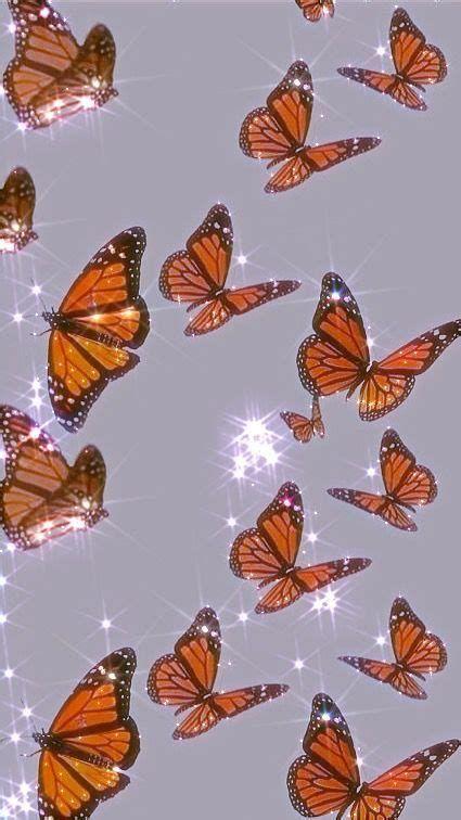 Monarch Art Print By Felin Flora Butterfly Wallpaper Aesthetic Desktop Wallpaper Art