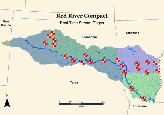 We Are True Partners In The Colorado River Basin Description From - Colorado river on us map