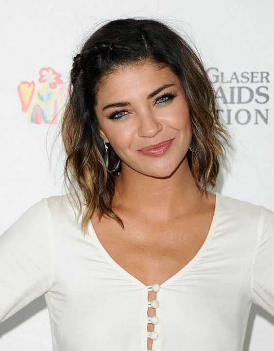 Jessica Szohr portrays the character of Vanessa Abrams ...