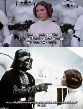 Funny Star Wars Memes Perfect For May The Fourth Star Wars Humor Funny Star Wars Memes Star Wars Jokes