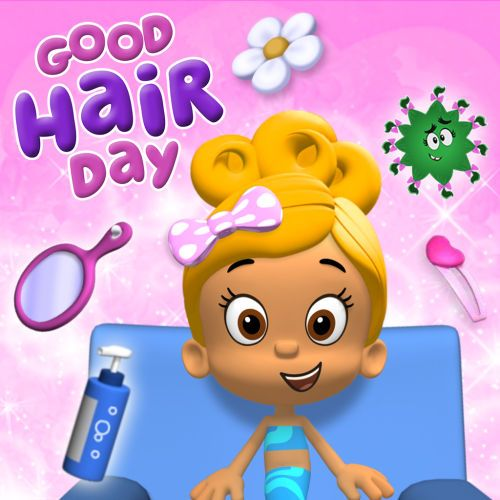 Bubble Guppies Good Hair Day Nick Jr Games Learning Games For Preschoolers Preschool Games