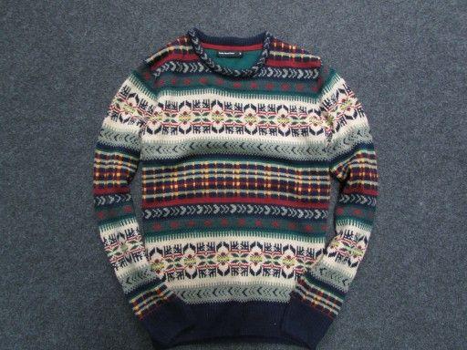 28wz Cedarwood State Wzorzysty Meski Sweter S 7071420448 Oficjalne Archiwum Allegro Patronen