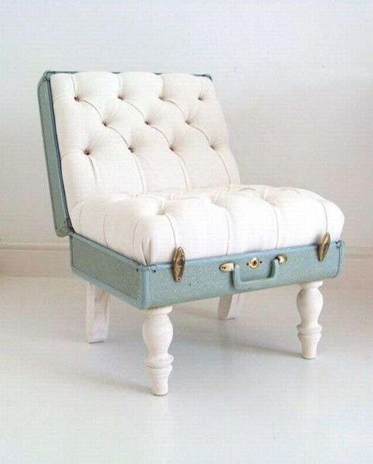 Suitcase Chair - Simply Amazing