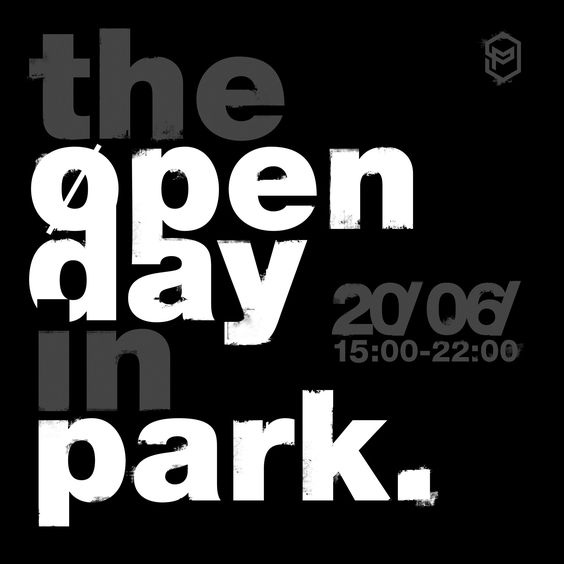 The Open Day poster for the first indoor skatepark in Kharkiv, Ukraine.  By Maa Luvs