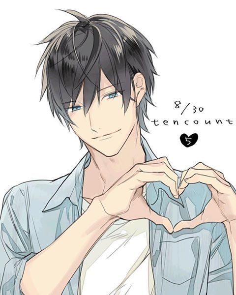 Manga: Ten Count Pairing: Kurose X Shirotani Spam: 3/4