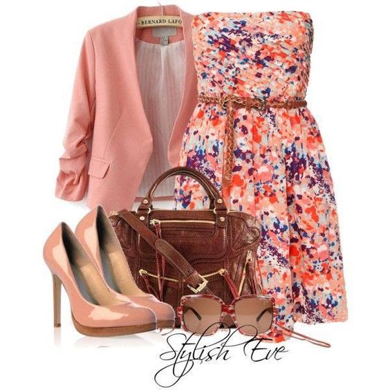 Would you rock this beautiful outfit?