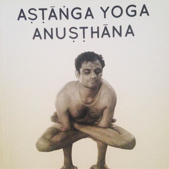 The only text I reckon you need to brush up on the correct vinyasas from the primary series. Books are great to supplement what you learn from your own self practice and from attending led classes consistently. Come tonight to @upwardyoga for an introduction to the basics of Ashtanga (Primary Series) with me at 8pm! #yogamalaysia #saujana #ashtangaled #mindbodybreath