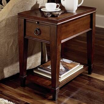 Inman End Table Storage In 2021 Chair Side Table End Tables End Tables With Storage Chair side tables with storage