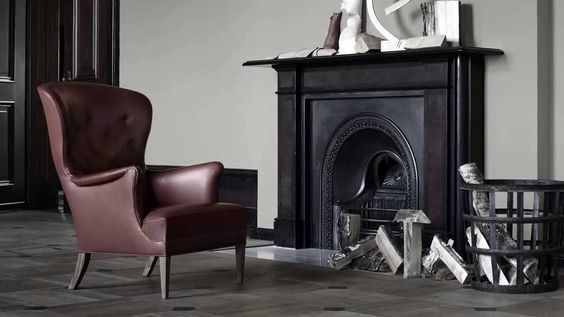 The Heritage Chair by Frits Henningsen