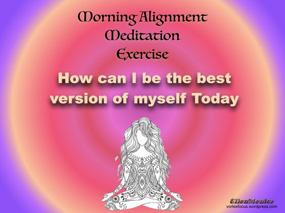 HEXE: Morning Alignment Meditation  Exercise