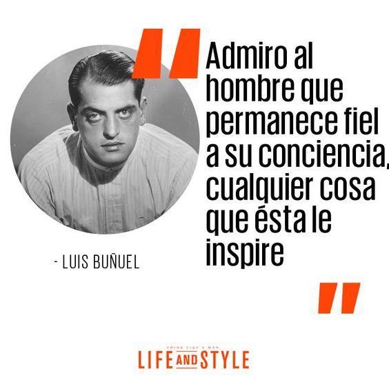 Luis Buñuel Portolés fue un director de cine español nacionalizado mexicano.